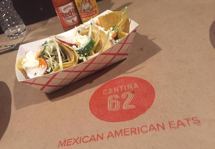 Lackawanna's new Mexican-American place is starting small, with tacos, pancakes and cheeseburgers. (Photo: Cantina 62)