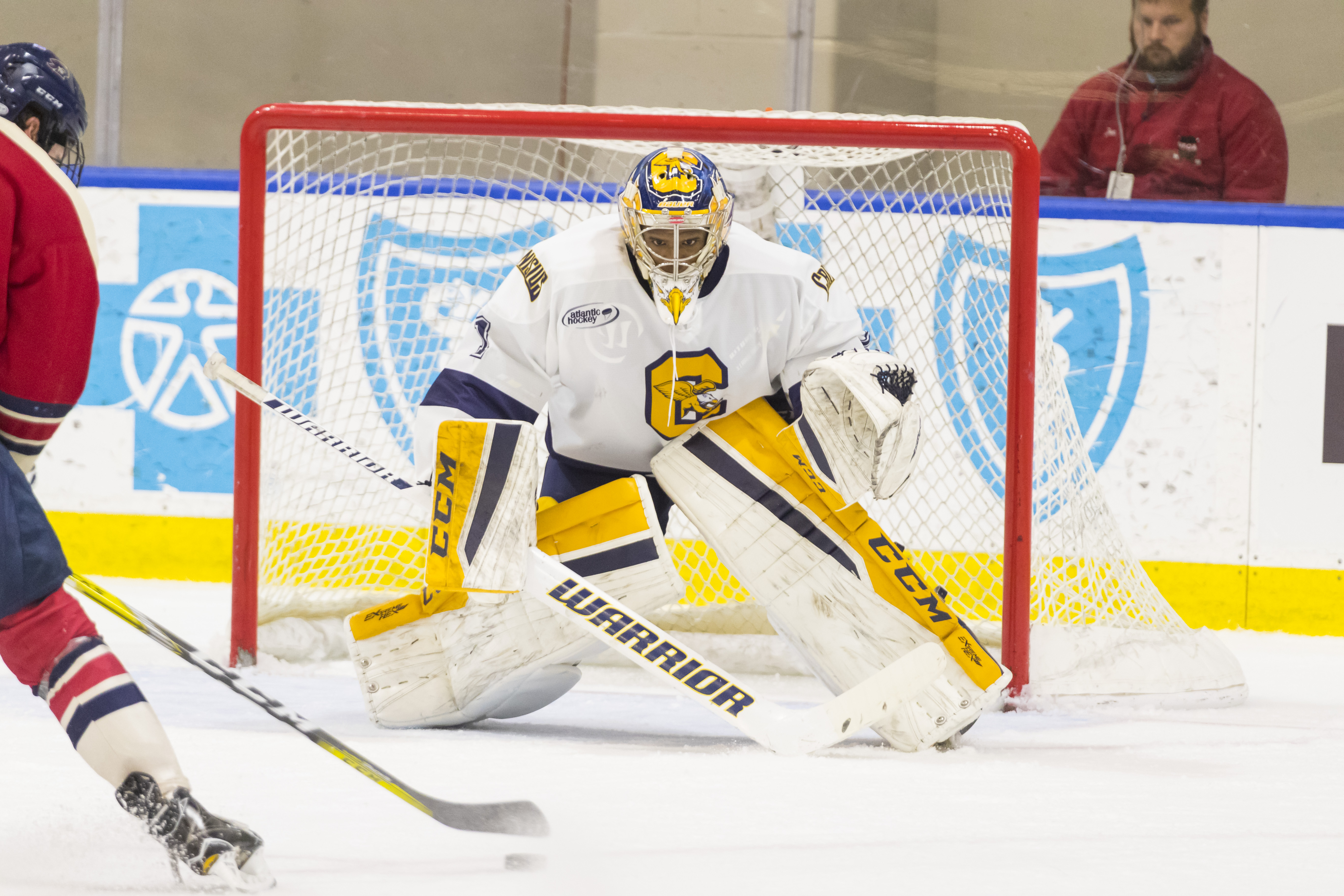 Charles Williams  hockey. (Canisius Athletic Communications.)