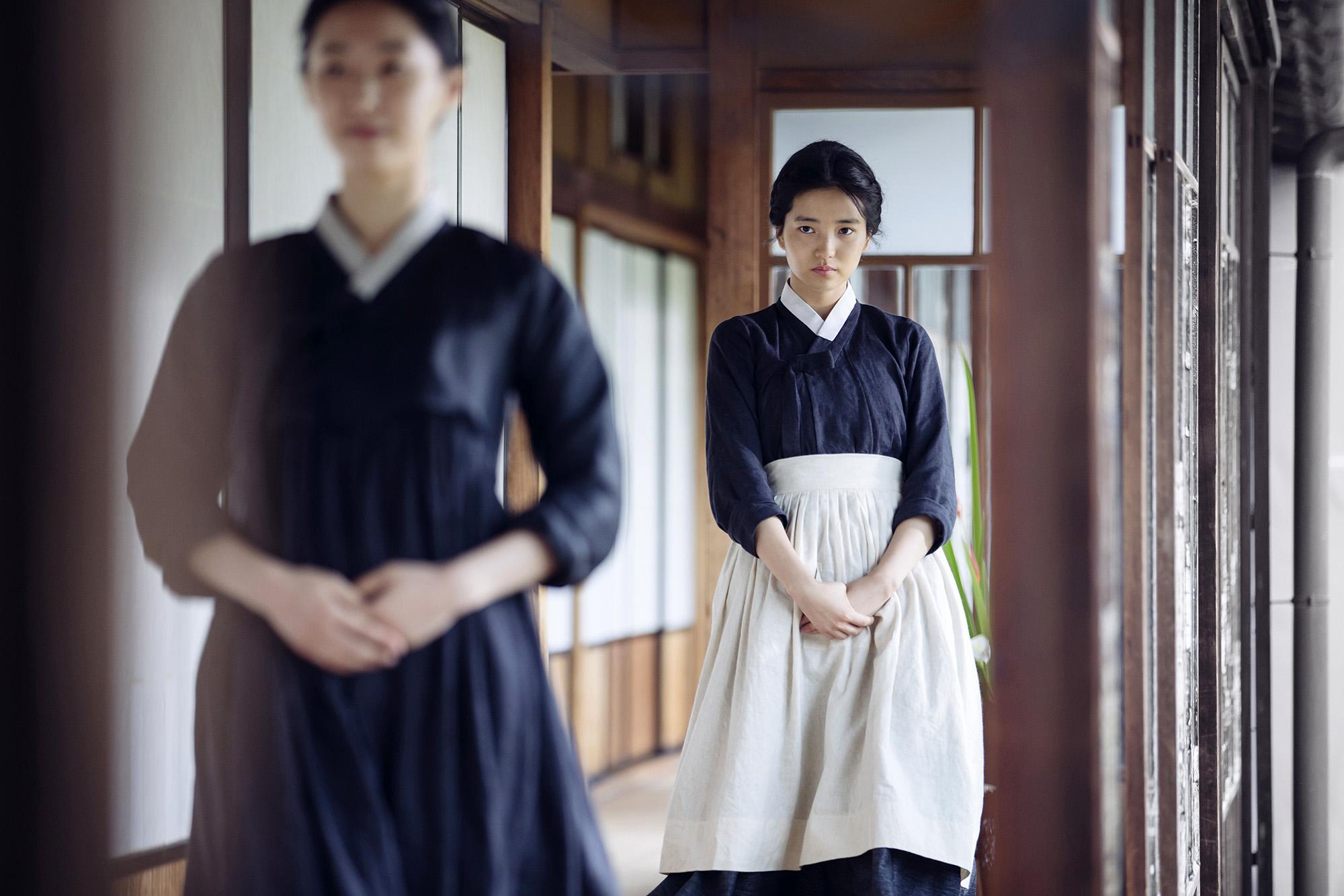 Kim Tae-ri in 'The Handmaiden.' (Amazon Studios-Magnolia Pictures)