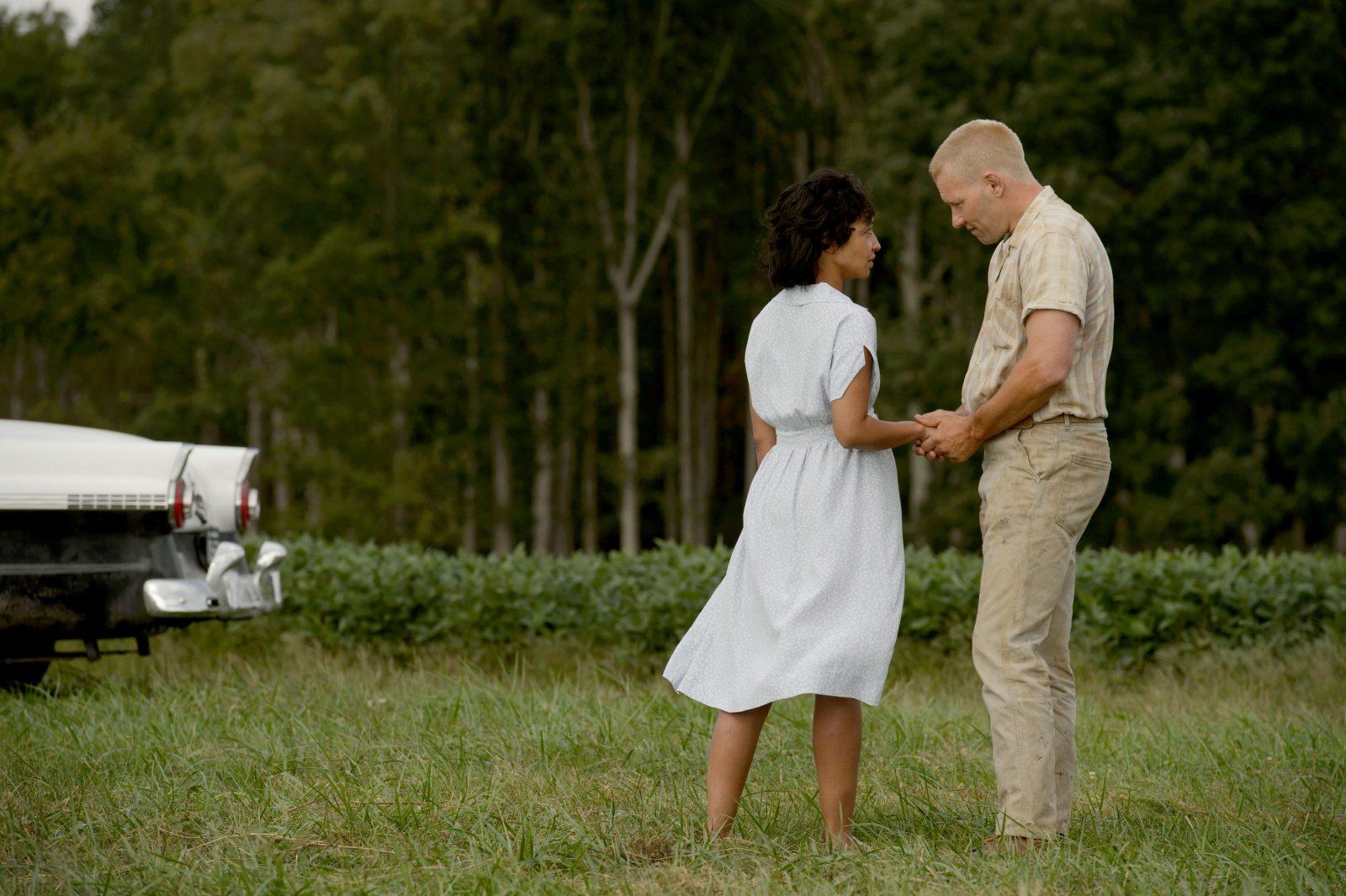 Ruth Negga and Joel Edgerton in 'Loving.' (Ben Rothstein/Focus Features)