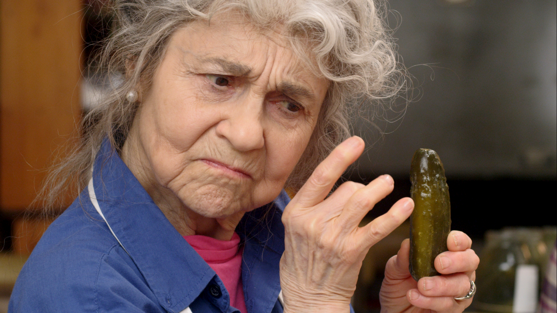 Lynn Cohen in 'The Pickle Recipe.' (Adopt Films)