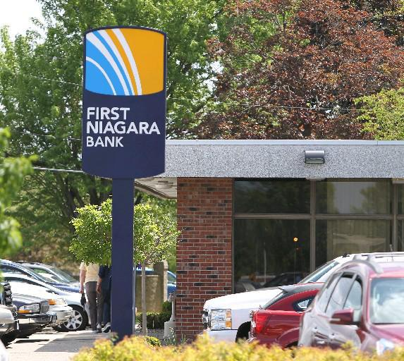 Some customers are motivated to switch banks after a merger. ( James P. McCoy / Buffalo News file photo)