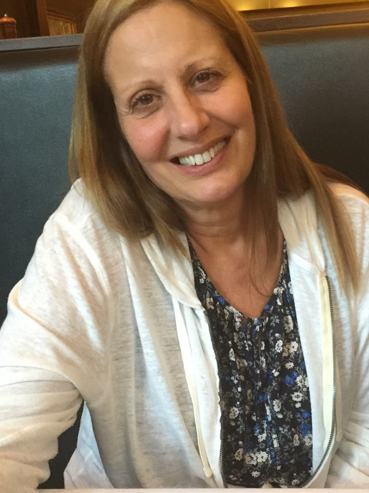 Joyce Orlowski speaks with families at ECMC, Buffalo Psychiatric Center.