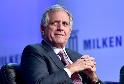 Les Moonves resigned his post as chairman and CEO of CBS. (Getty Images)