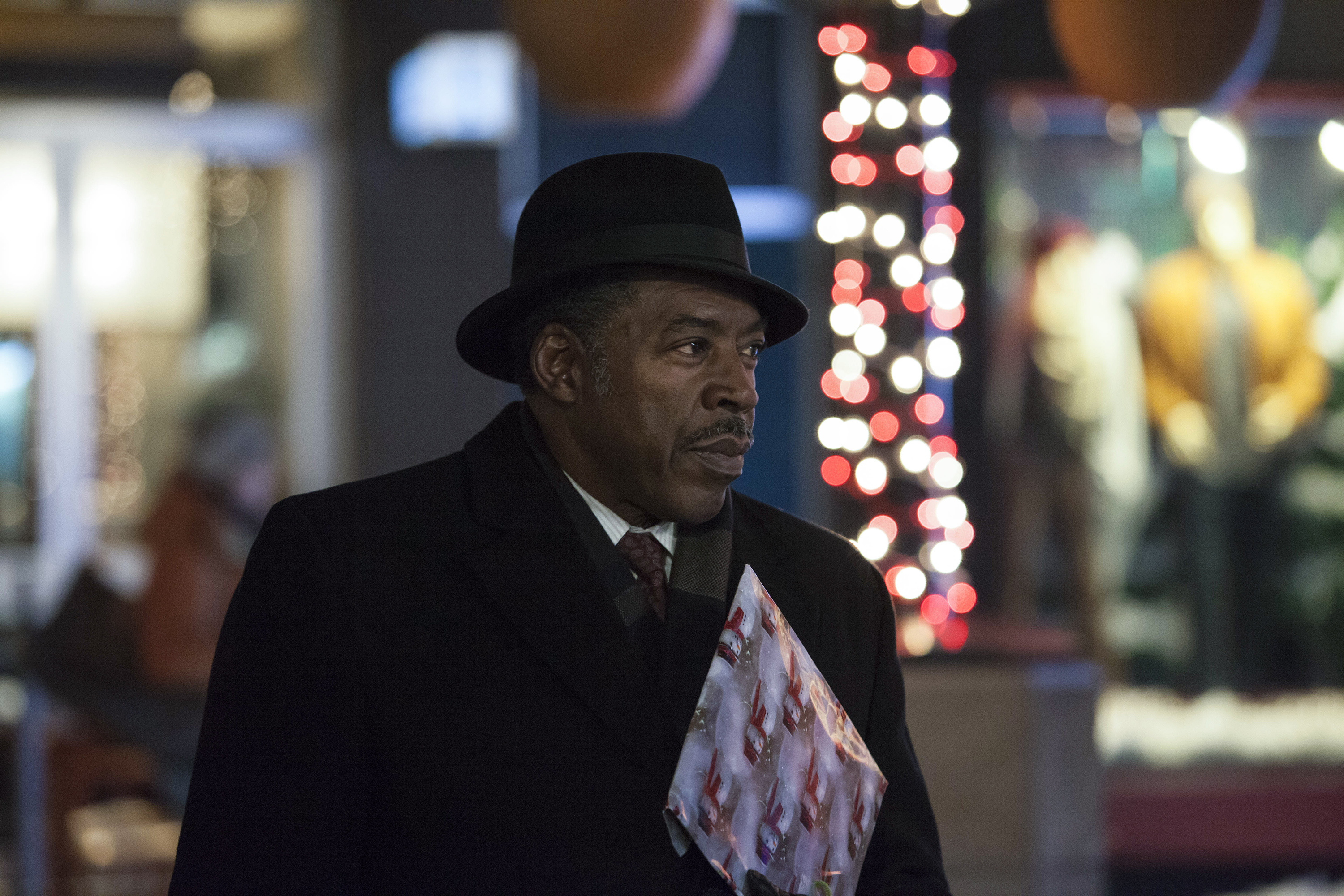 "Ernie Hudson stars in ""Heaven Sent"" on Lifetime."