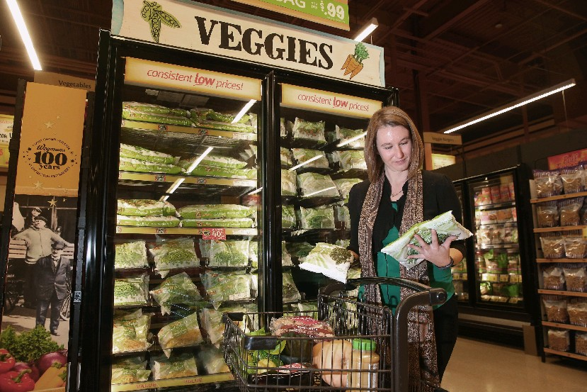 Frozen foods can be quick, easy and healthful, Nicole Klem says.