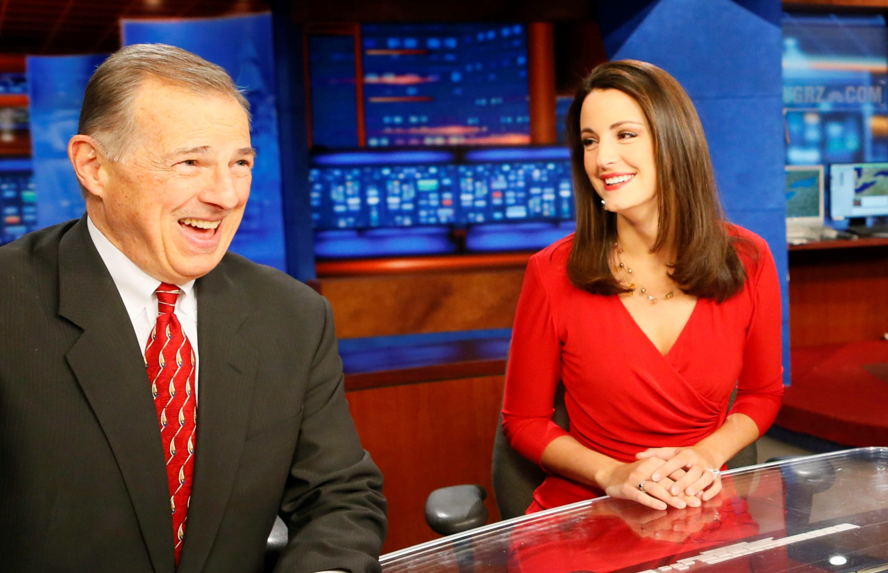 John Beard's departure is one of many changes coming to morning TV in Western New York. (Buffalo News file photo)