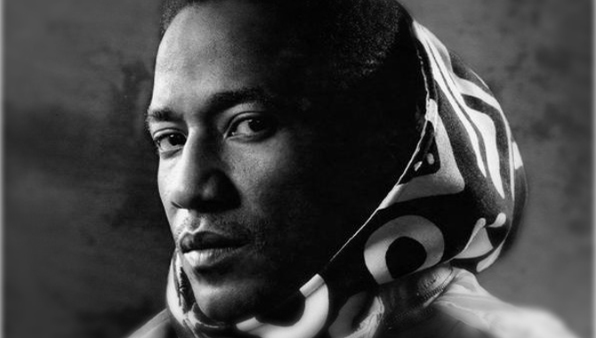 Q-Tip of A Tribe Called Quest. the band's newest release seems tailor-made for what is happening in current events.