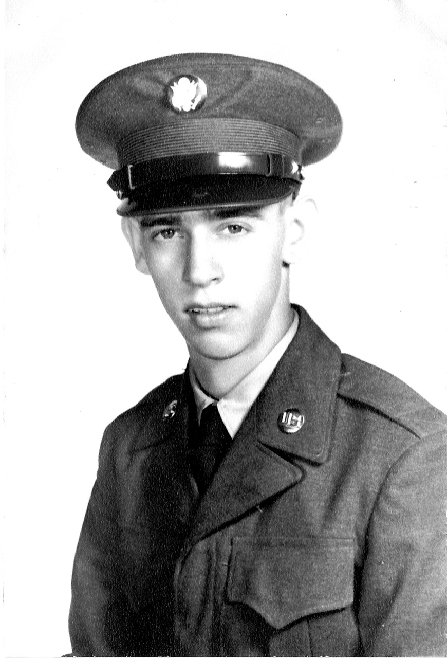 Corporal Roy C. Fink. (Photo courtesy of the family of Roy C. Fink)