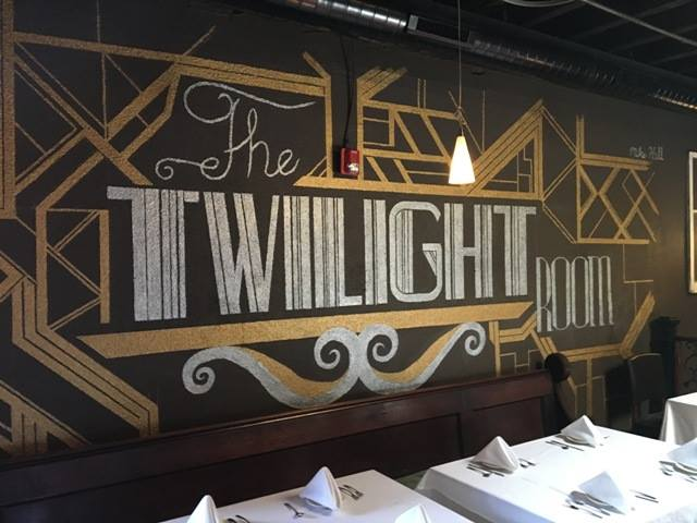 The Twilight Room, opened in the former Scarlett space, has closed. (The Twilight Room)