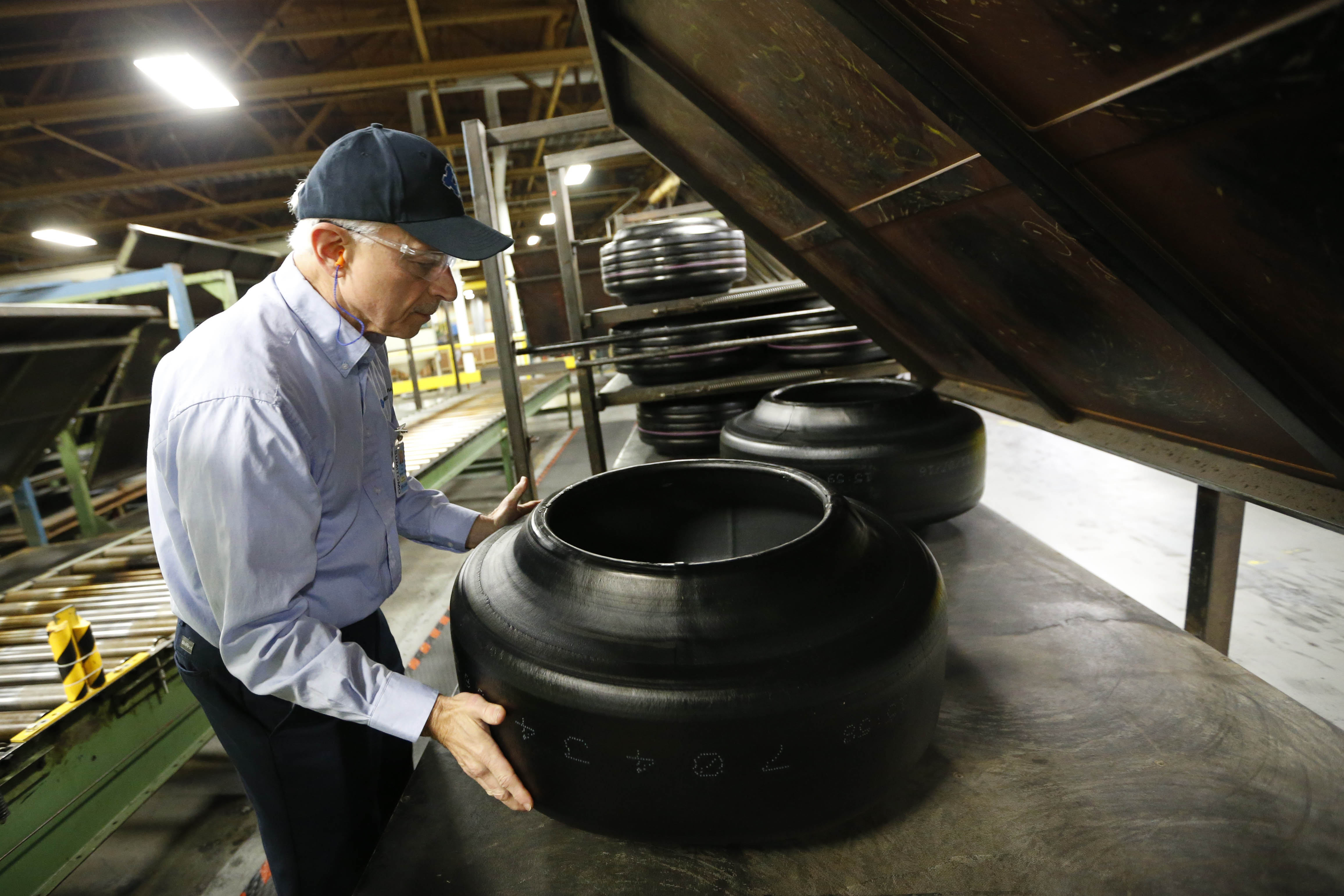87 Million Investment Will Expand Tonawanda Tire Plant