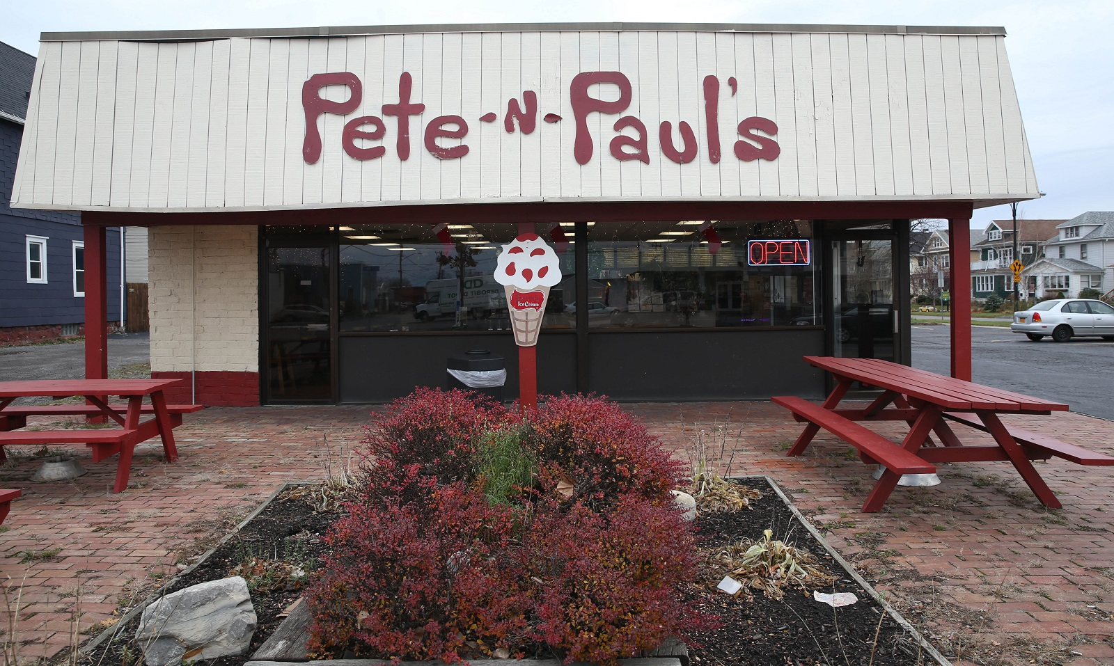 Pete-N-Paul's has been at 2124 South Park Ave. for the past 22 years. (Sharon Cantillon/Buffalo News)