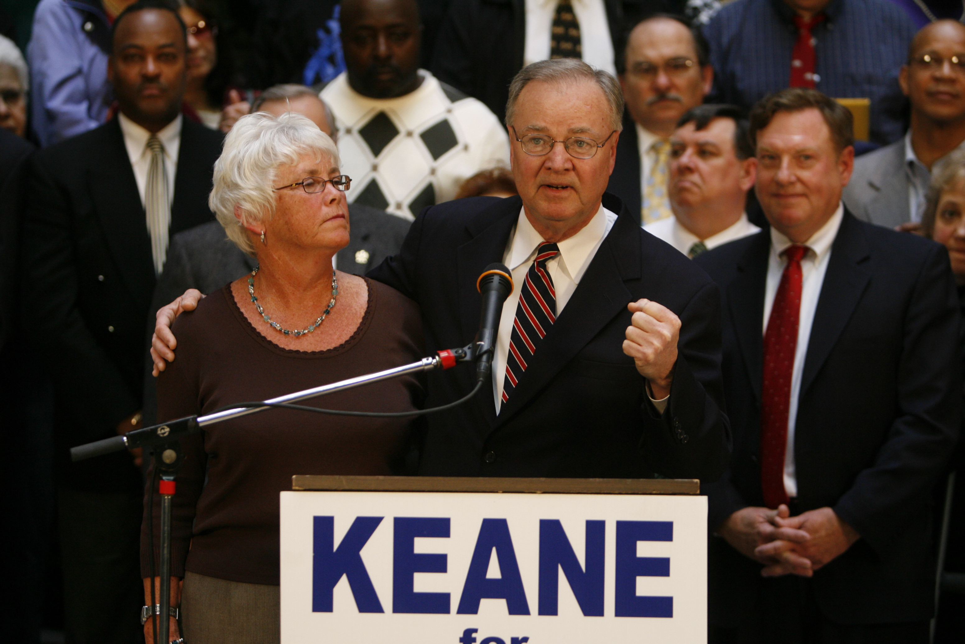 James P. Keane, former South Council member, deputy Erie County executive and Democratic candidate for Congress and county executive, seen in a photo from 2007.(Harry Scull Jr./News file photo)