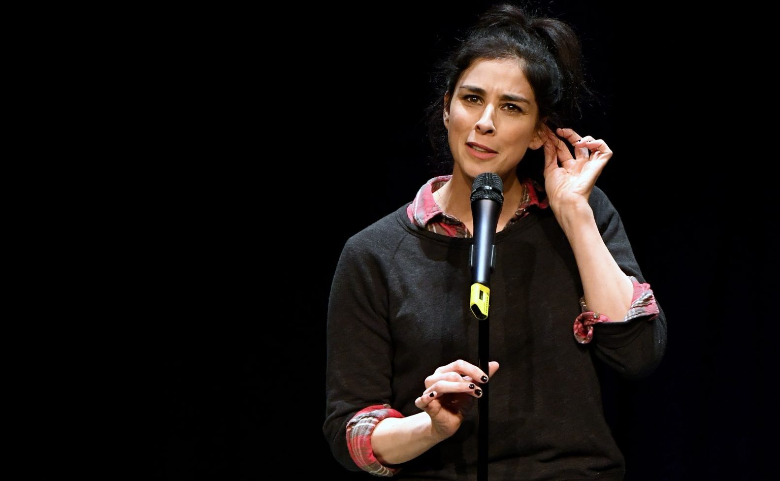 Comedian/actress Sarah Silverman (Ethan Miller/Getty Images)