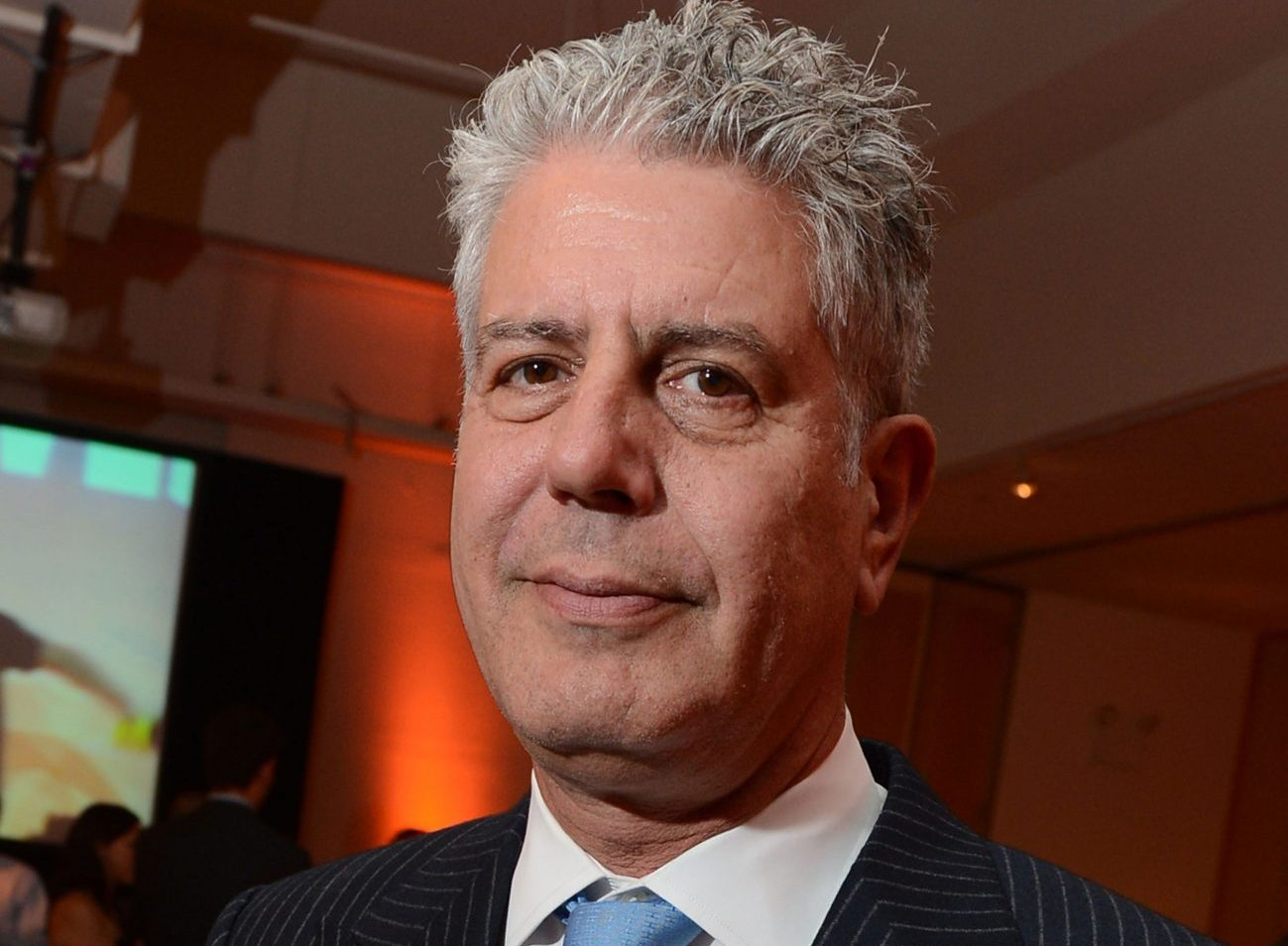 Anthony Bourdain (Getty Images)