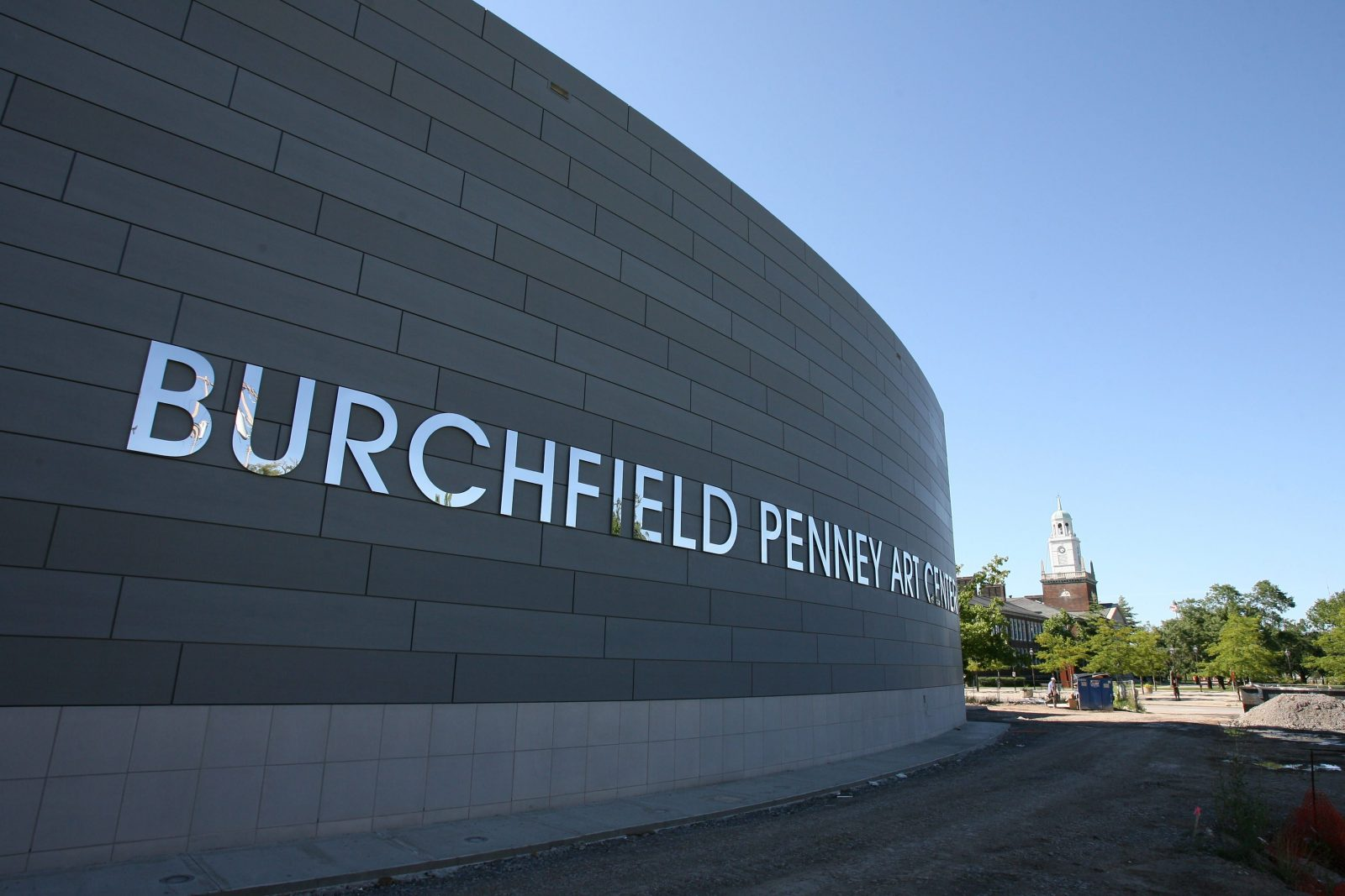 The Burchfield Penney Art Center. (News file photo)