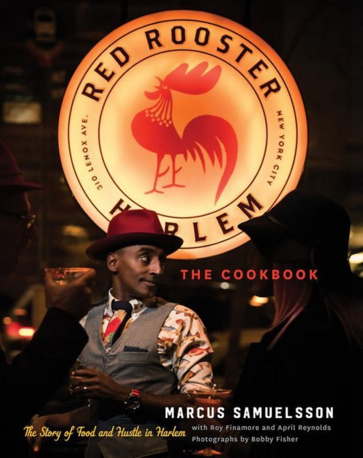 """""""The Red Rooster Cookbook"""" by Marcus Samuelsson. (Handout/TNS)"""