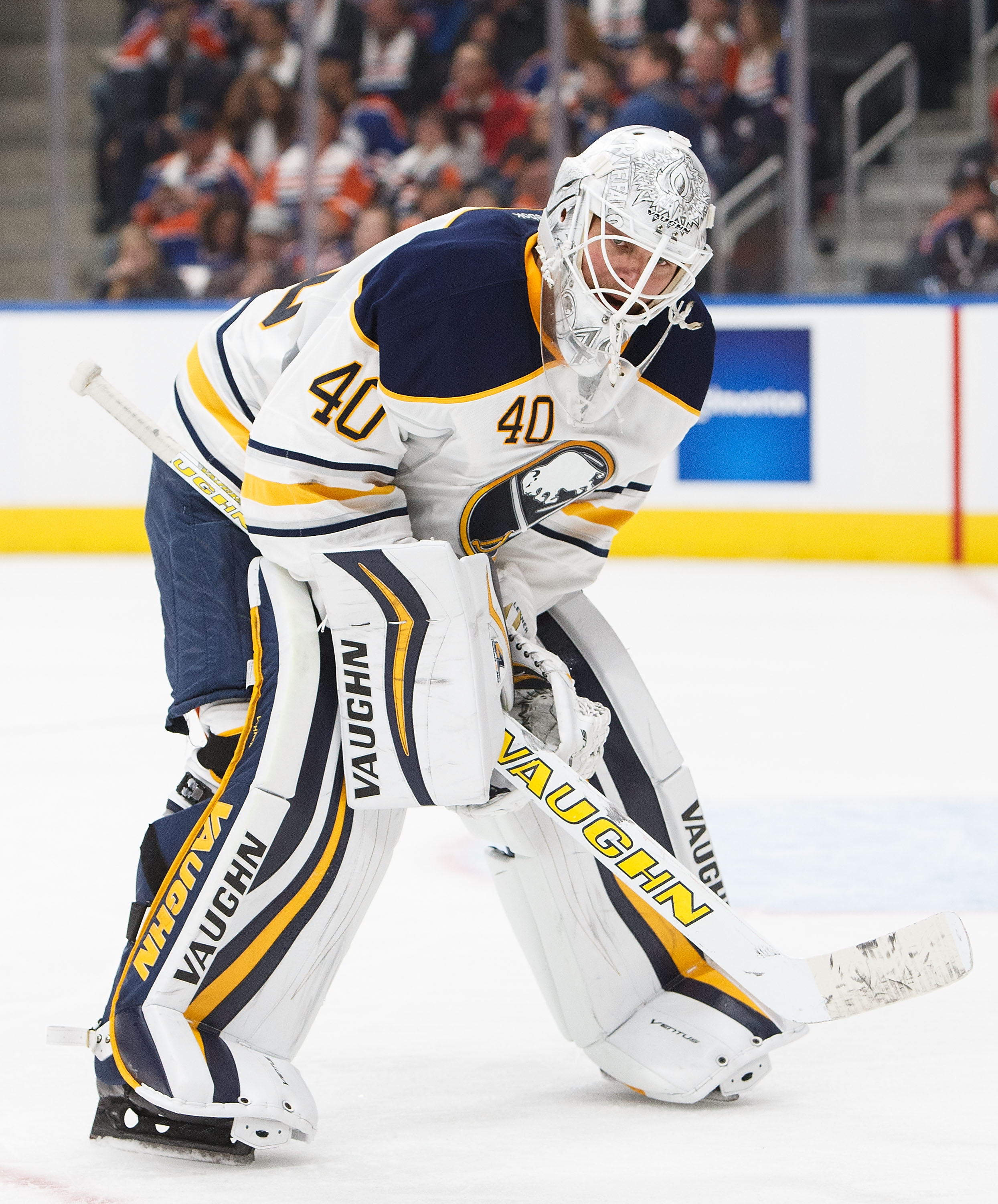 Robin Lehner fell to 7-14 in shootouts, including 0-3 this season. (Getty Images)