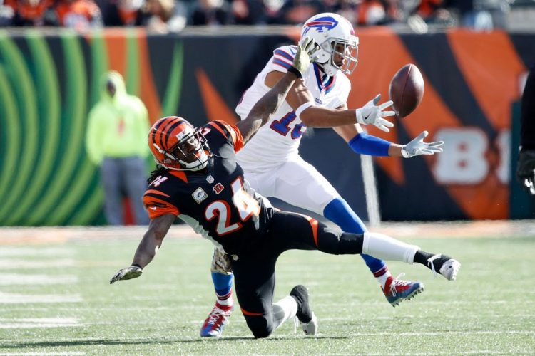 Stephon Gilmore, Zach Brown, Robert Woods among ESPN's top 50 free agents