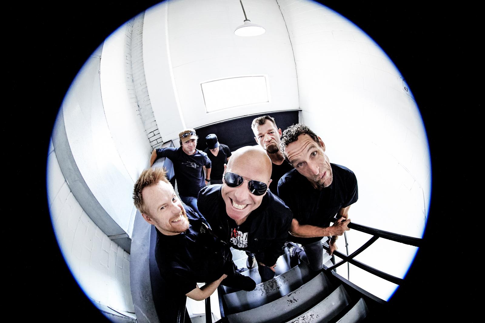 Canadian rockers Headstones will play Dec. 16 in Rapids Theatre, Niagara Falls.