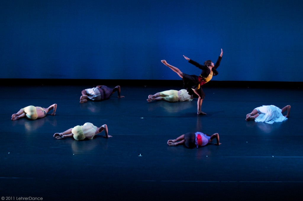 """LehrerDance and the Buffalo Philharmonic Orchestra will collaborate on a production of Jon Lehrer's 45-minute dance piece """"An American Siddhartha"""" in February, 2017."""