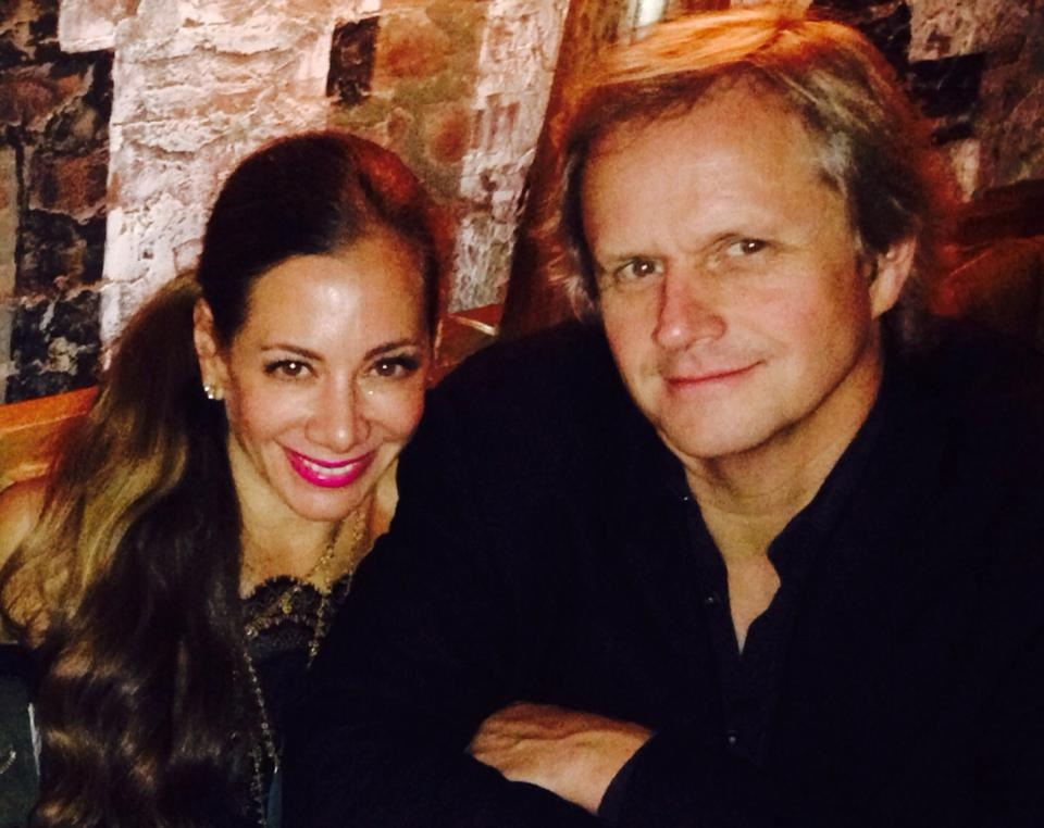 Singer Dina Fanai and Bob Kinkel met while working together on Trans-Siberian Orchestra. Today, they continue working together as producers and are also dating. (Photo courtesy of Bob Kinkel and Dina Fanai.)
