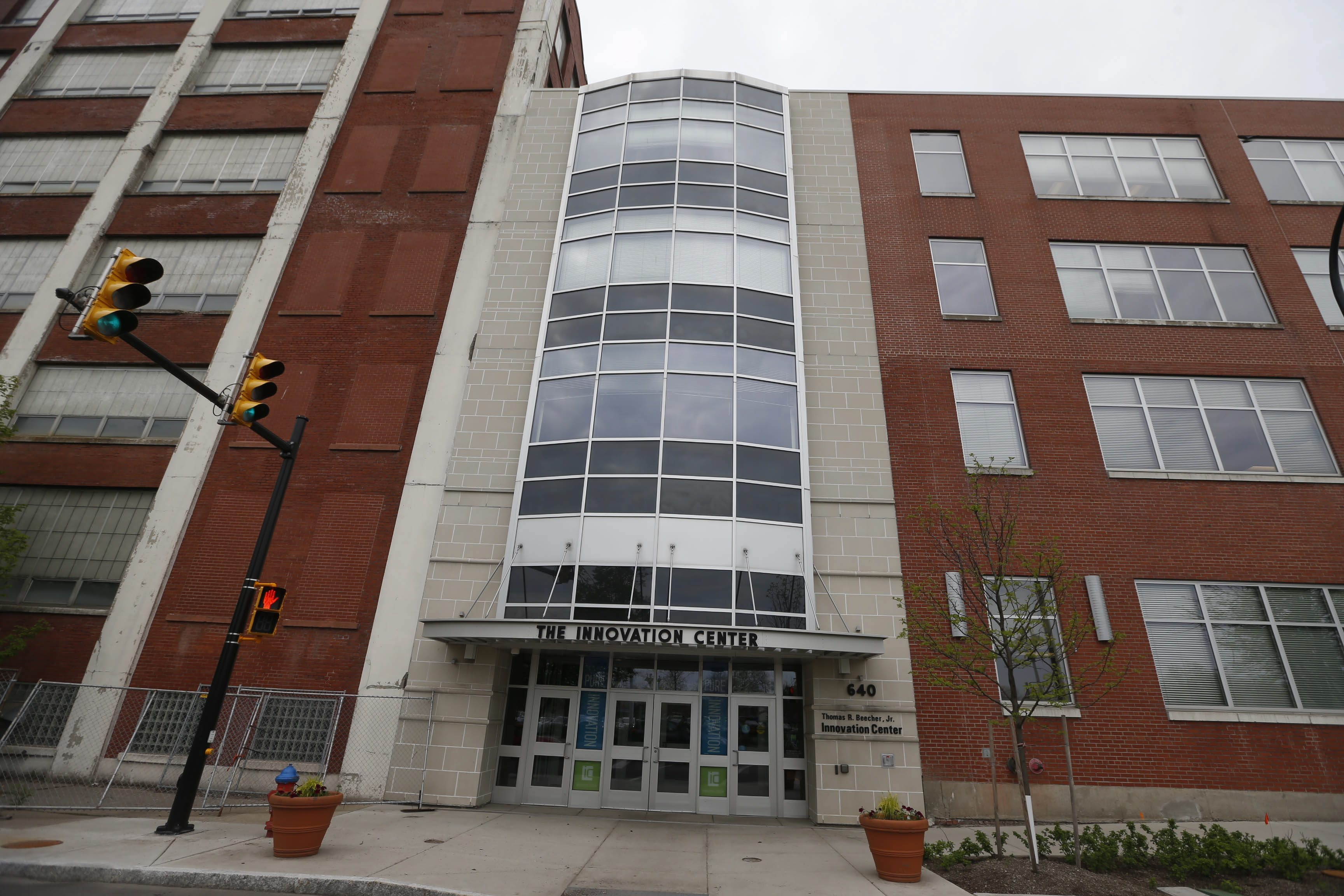 The Innovation Center at 640  Ellicott St. (Robert Kirkham/Buffalo News file photo)