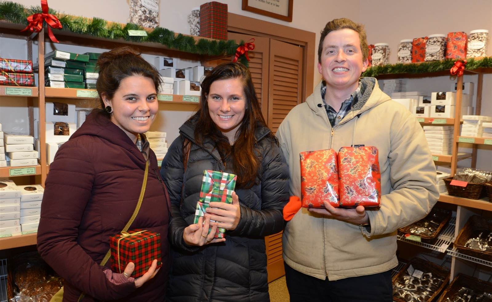 Smiles at Shop South Buffalo from 2014. (Nancy J. Parisi/Special to The News)