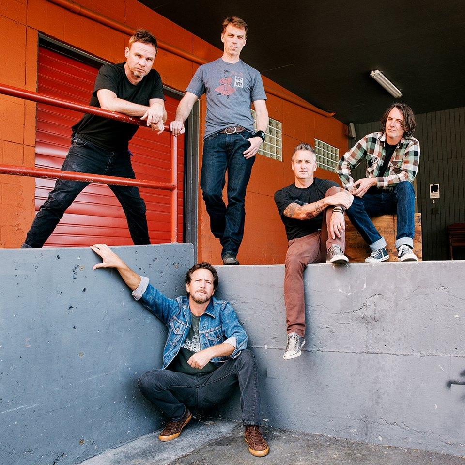 Pearl Jam will be indcuted into the Rock 'n' Roll Hall of Fame in April, alongside Yes, Tupac Shakur, Joan Baez, Electric Light Orchestra, Journey and Nile Rodgers.