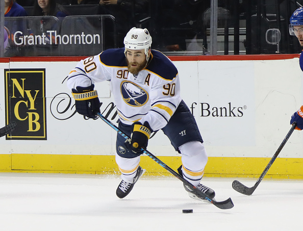 Ryan O'Reilly played in Friday's game in Brooklyn against the New York Islanders, then had an appendectomy on Sunday (Getty Images).