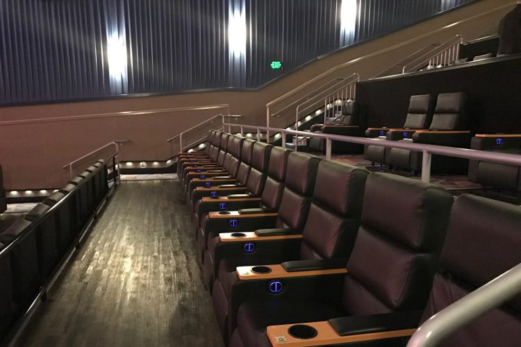 Reserve Your Recliner As Two Regal Theaters Add Plush