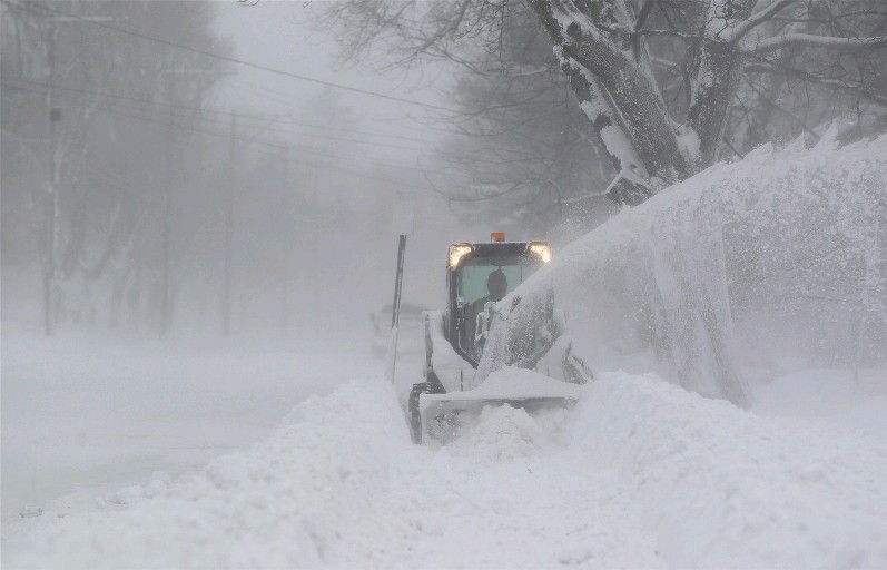 County reminds residents to try ReadyErie app this winter. (Buffalo News file photo)