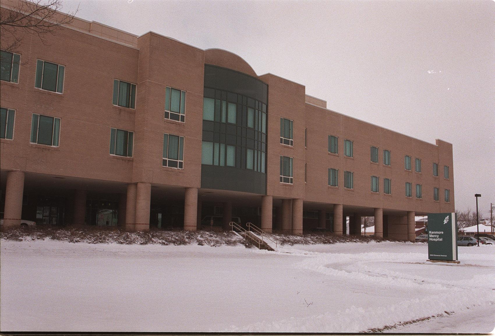 Kenmore Mercy did well in the Leapfrog Group's 'Top Hospitals' ranking. (Buffalo News file photo).