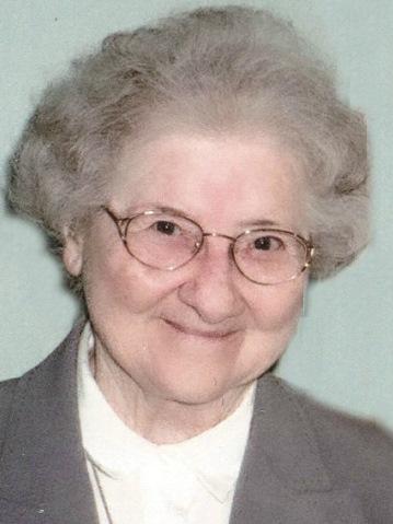 Sr. Kathleen Kovacs