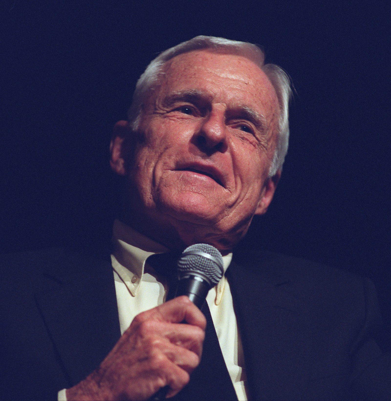 Grant Tinker, the former chairman of NBC, died last month. (Perry C. Riddle/Los Angeles Times/TNS)