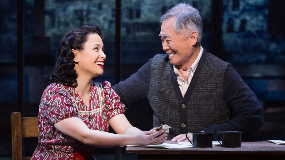 Lea Salonga and George Takei star in 'Allegiance.'