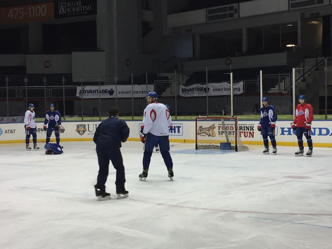 The Rochester Americans won two of their last three games.
