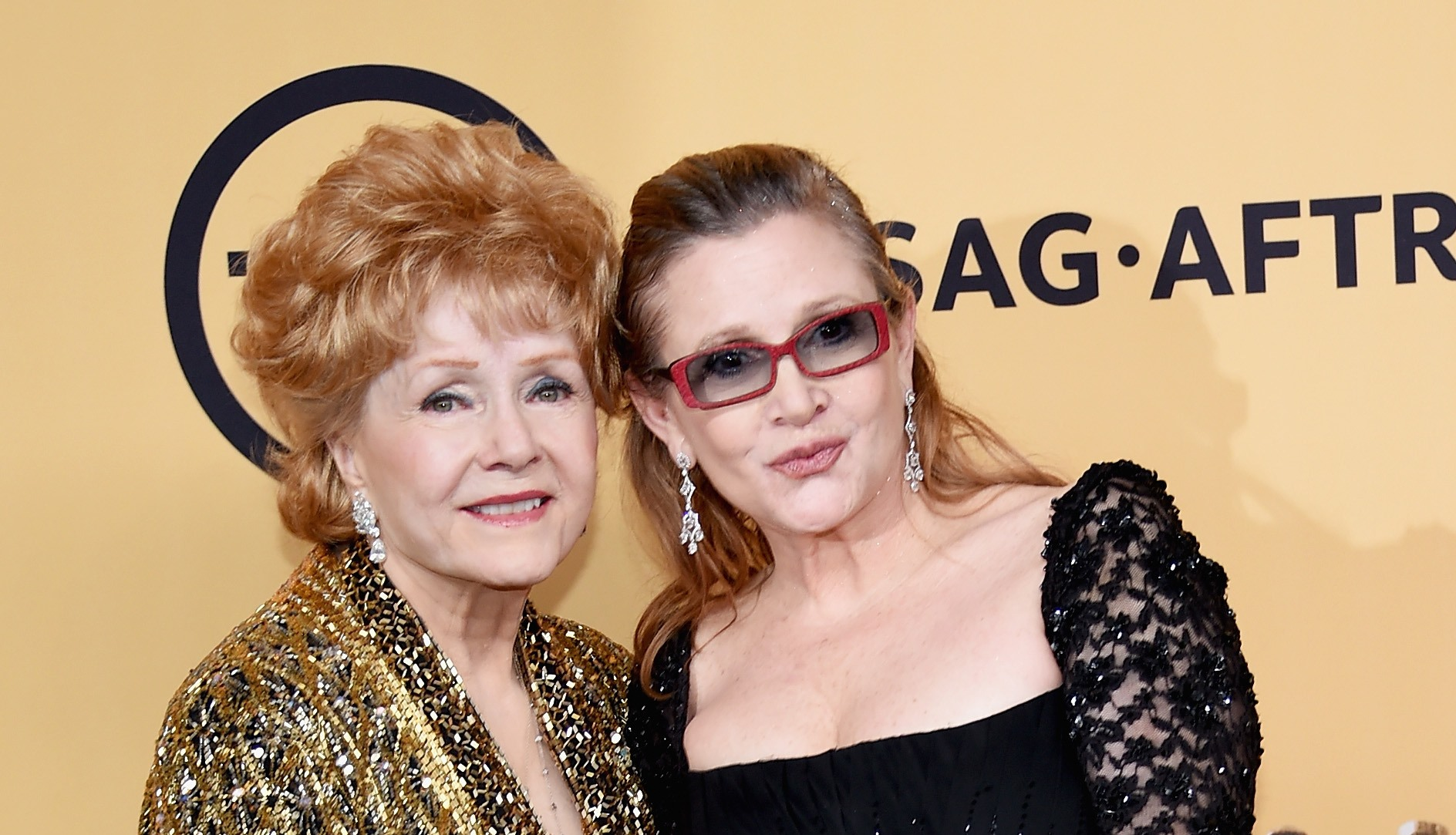 Debbie Reynolds has died at age 84. She was admitted to the hospital earlier on December 28, 2016 after suffering a stroke. Her daughter, Carrie Fisher recently passed away after suffering a heart attack on a flight from London to Los Angeles. (Getty Images)