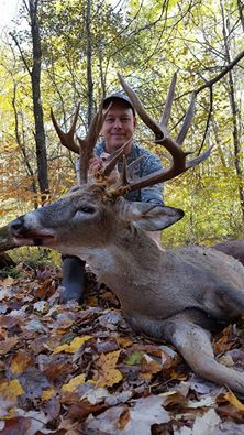 This guy's buck