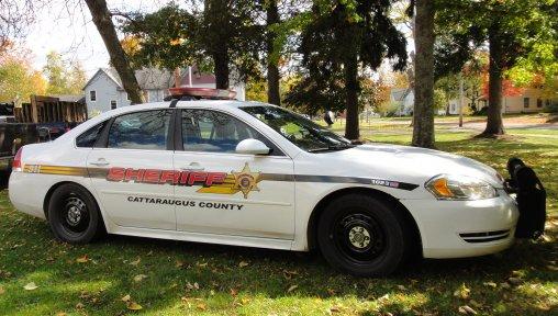 (Cattaraugus County Sheriff's Department)