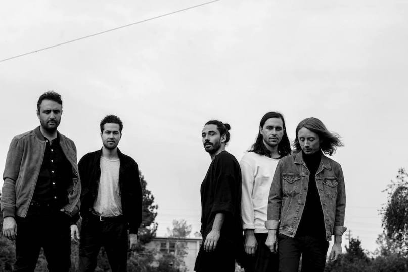 Local Natives will perform  March 17 at the Town Ballroom.