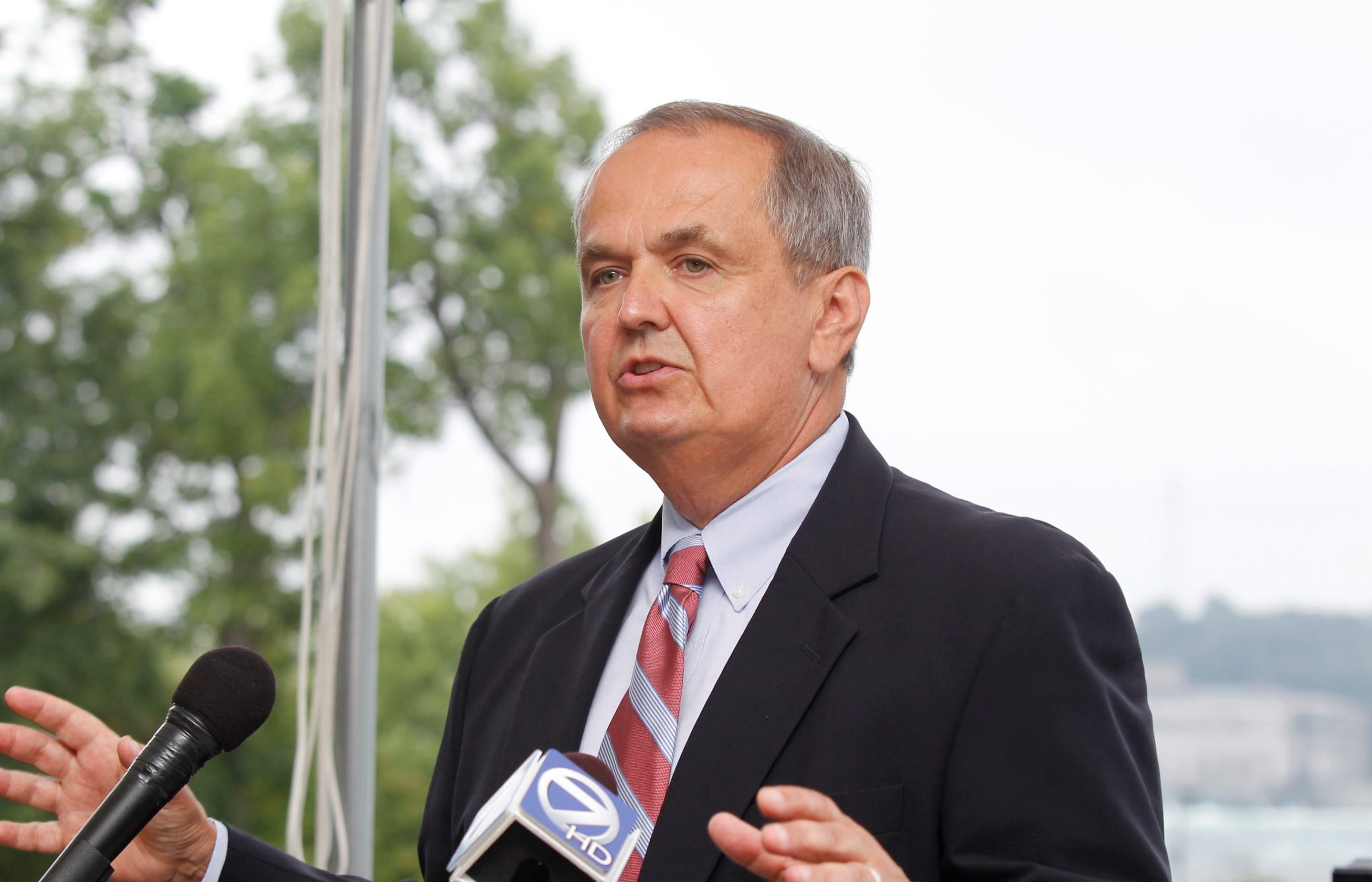 State Sen. George D. Maziarz left the Senate at the end of 2014, but he still has an open campaign fund, which as of July contained more than $742,000. (Buffalo News file photo)