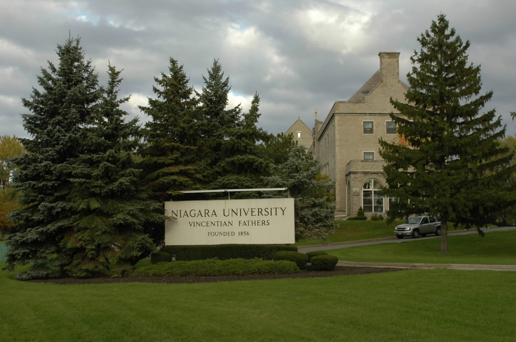 Niagara University. (News file photo)