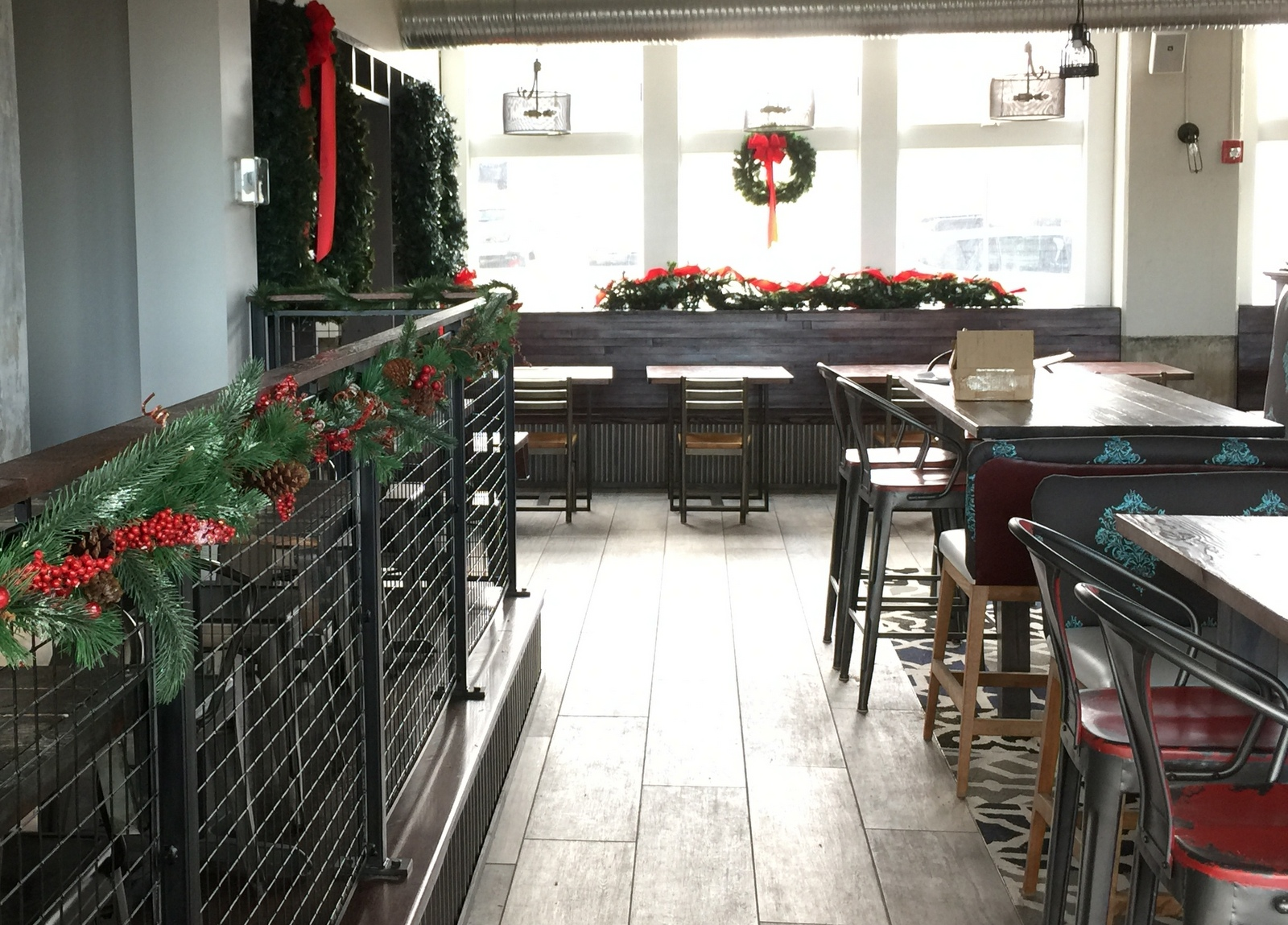Christmas Eve is expected to be the first lunch service at Roost. (Andrew Galarneau/Buffalo News)