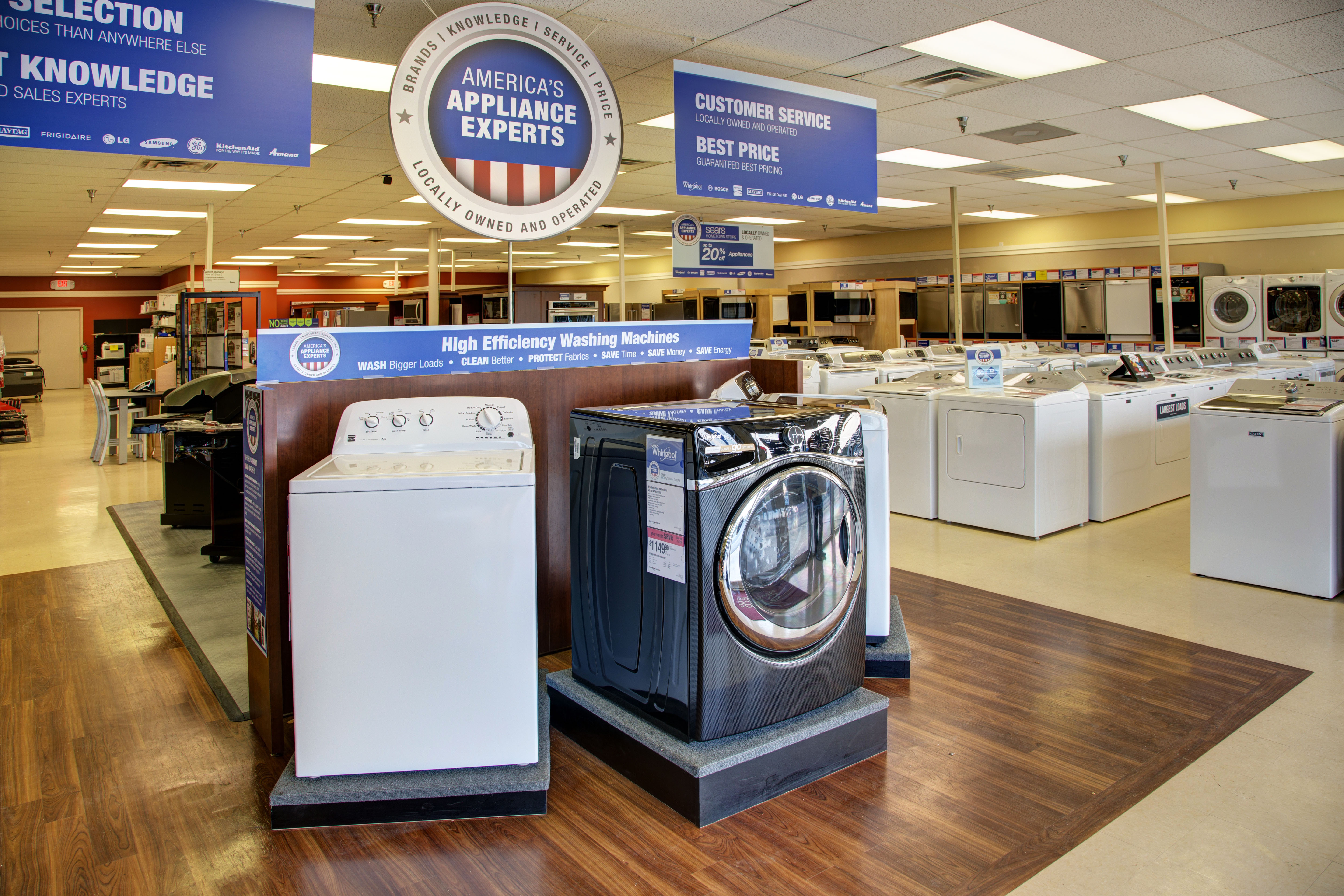 Another Sears has closed, but its not a department store