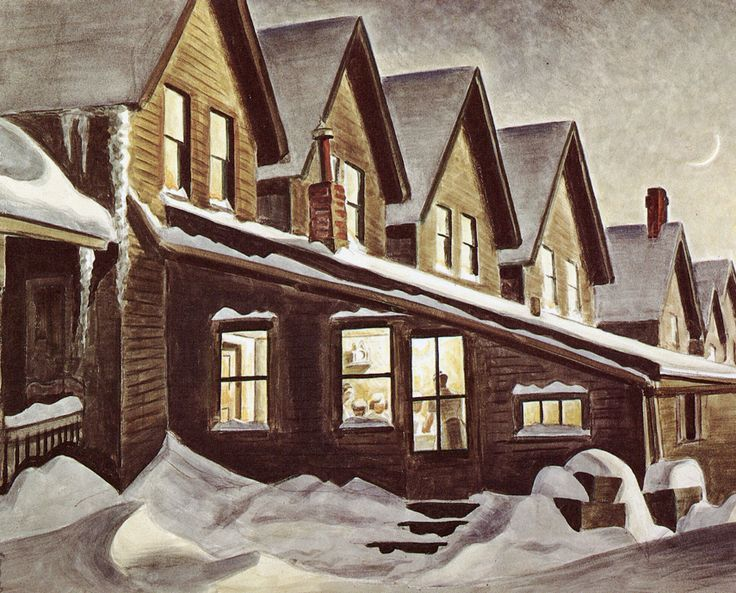This week marks the 50th anniversary of the Burchfield-Penney Art Center. This week we look back at Charles Burchfield's Buffalo in three parts— how contemporary Buffalo thought of the artist, Buffalo landmarks captured by Burchfield which have been torn down, and the Buffalo places captured by Burchfield's brush which still stand.
