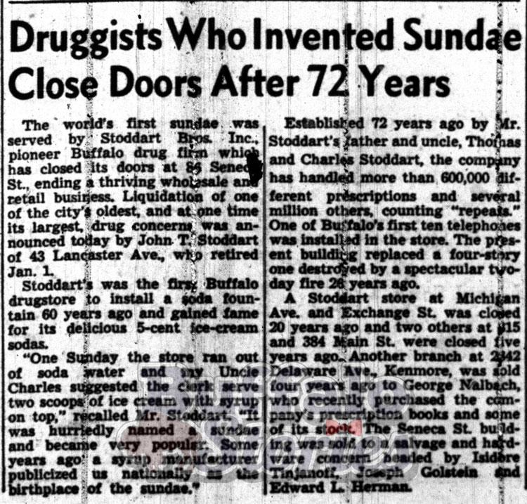 Buffalo Evening News, 1946