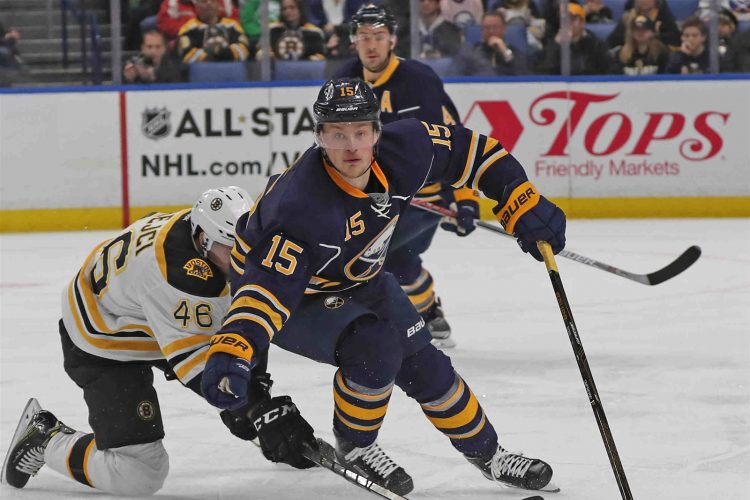 Inside the Sabres: Midterm analysis, 'Animal House' style