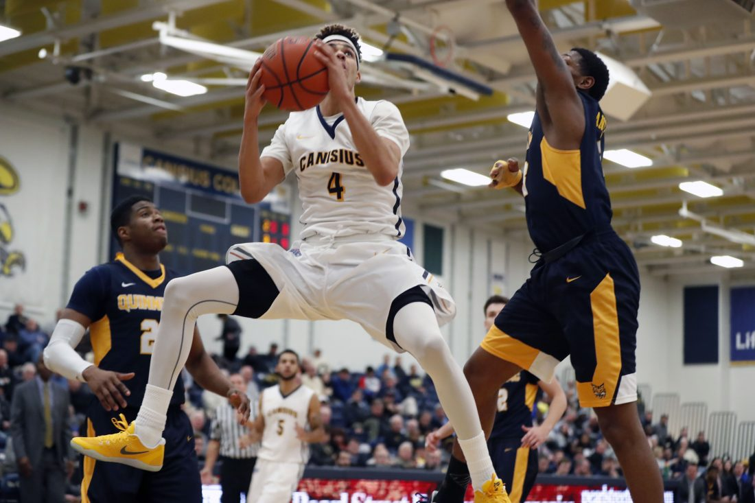 Canisius' Kiefer Douse