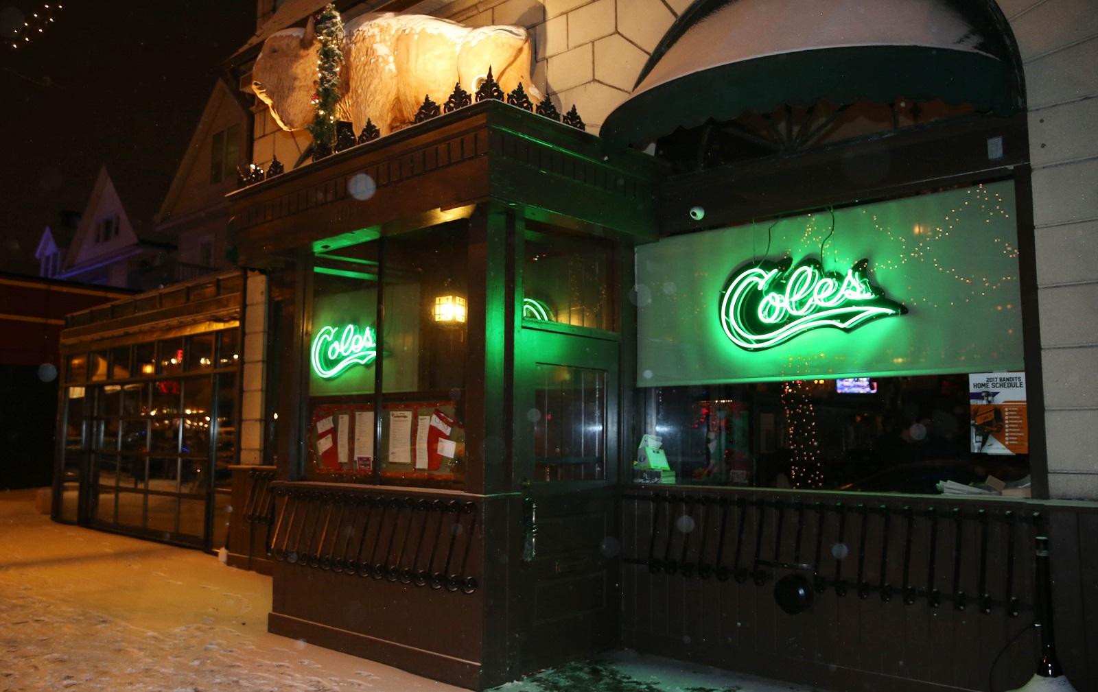 Coles is at 1104 Elmwood Ave. (Sharon Cantillon/Buffalo News)